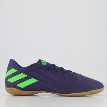 Chuteira Adidas Nemeziz Messi 19.4 IN Futsal Roxa