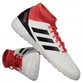 Chuteira Adidas Predator 18.3 IN Futsal Branca