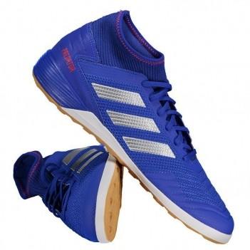 Chuteira Adidas Predator 19.3 In Futsal Azul