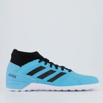 Chuteira Adidas Predator 19.3 IN Futsal Azul Claro