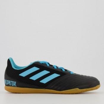 Chuteira Adidas Predator 19.4 IN Futsal Preta