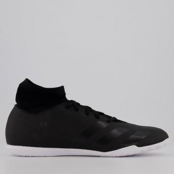 Chuteira Adidas Predator 20.4 S IN Futsal Preta