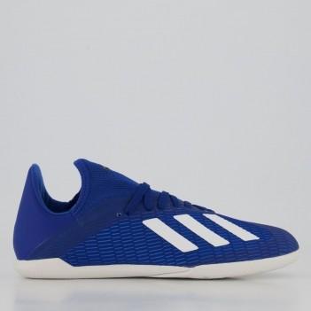 Chuteira Adidas X 19.3 IN Futsal Juvenil Royal