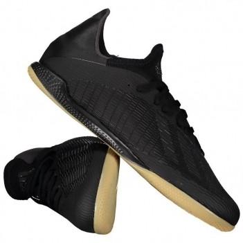 Chuteira Adidas X 19.3 IN Futsal Preta