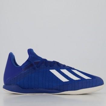 Chuteira Adidas X 19.3 IN Futsal Royal