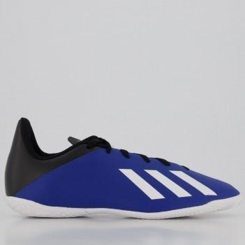 Chuteira Adidas X 19.4 IN Futsal Juvenil Royal