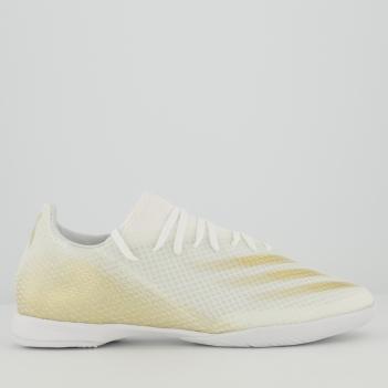 Chuteira Adidas X Ghosted 20.3 IN Futsal Branca