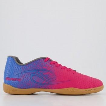 Chuteira Dalponte Flash Futsal Rosa