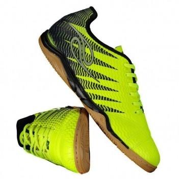 Chuteira Dalponte Wembley Futsal Amarela
