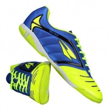 Chuteira Dray Topfly IV Futsal Azul