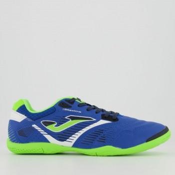 Chuteira Joma Maxima Futsal Azul
