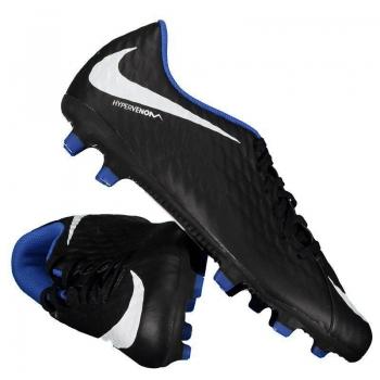 Chuteira Nike Hypervenom Phade 3 FG Campo Preta