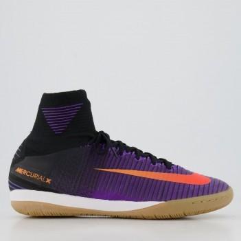 Chuteira Nike Mercurial X Proximo II Futsal Roxa