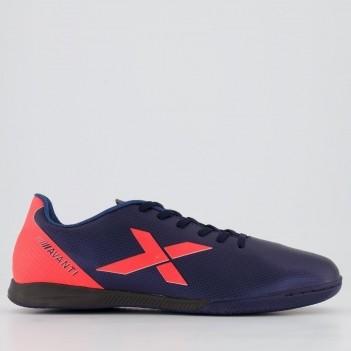 Chuteira Oxn Avanti Futsal Marinho