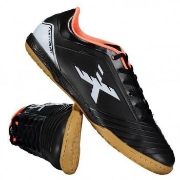 Chuteira Oxn Custom Fit 2 Futsal Preta
