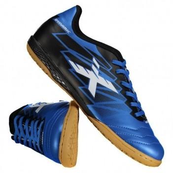 Chuteira OXN Dynamic Futsal Azul