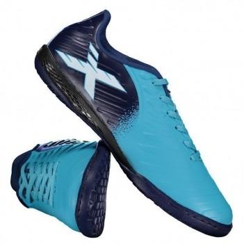 Chuteira Oxn Gênio 2 Futsal Azul