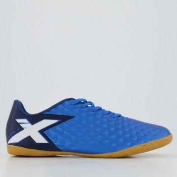 Chuteira Oxn Gênio 3 Futsal Azul