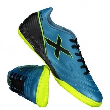 Chuteira Oxn Player 2 Futsal Verde