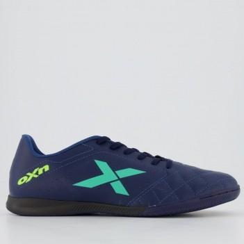 Chuteira Oxn Rio Futsal Marinho