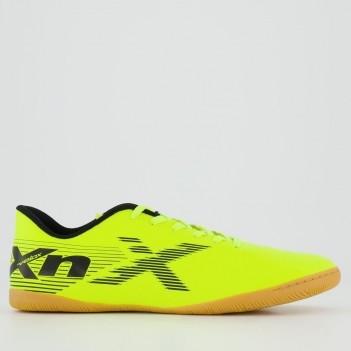 Chuteira Oxn Velox 2 Futsal Amarela