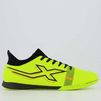 Chuteira Oxn Velox 4 Neo Futsal Amarela