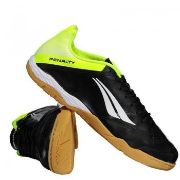 Chuteira Penalty Brasil 70 R2 VII Futsal Preta