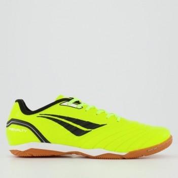 Chuteira Penalty Futsal Brasil 70 R1 IX Amarela Fl