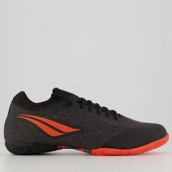 Chuteira Penalty Max 400 IX Futsal Preta