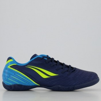 Chuteira Penalty Speed XX Futsal Azul