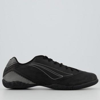 Chuteira Penalty Victoria RX VIII Futsal Preta