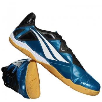Chuteira Penalty VPro VII Futsal Azul