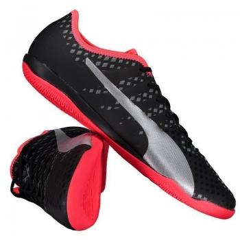 Chuteira Puma Evopower Vigor 3 IT Futsal Preta