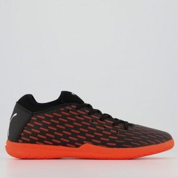 Chuteira Puma Future 6.4 IT BDP Futsal Preta