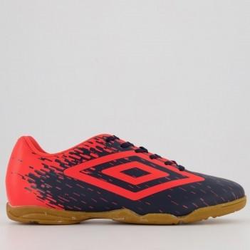 Chuteira Umbro Acid Futsal laranja