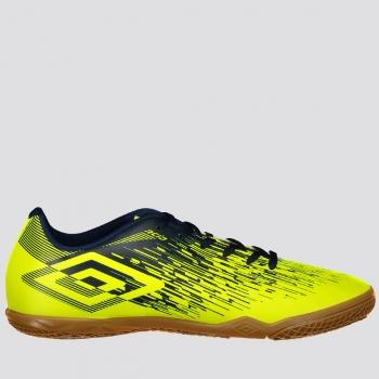 Chuteira Umbro Acid II Futsal Amarela