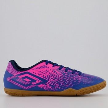 Chuteira Umbro Acid II Futsal Azul