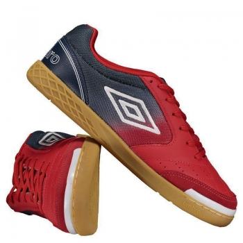 Chuteira Umbro Box Futsal Vermelha