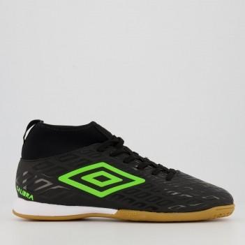 Chuteira Umbro Calibra Futsal Preta