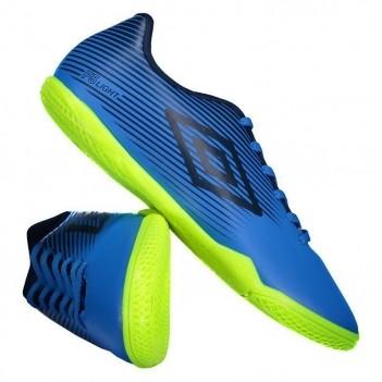 Chuteira Umbro F5 Light Futsal Azul