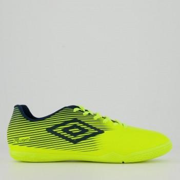 Chuteira Umbro F5 Light Futsal Verde