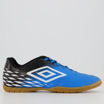 Chuteira Umbro Fifty II Futsal Azul