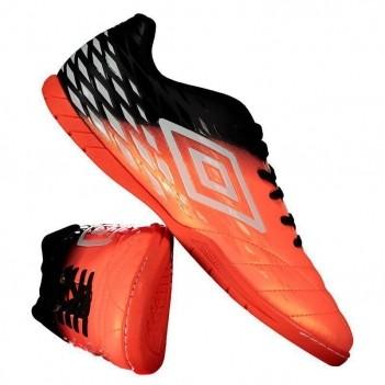 Chuteira Umbro Fifty II Futsal Coral