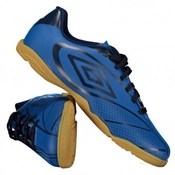 Chuteira Umbro Fury Futsal Azul