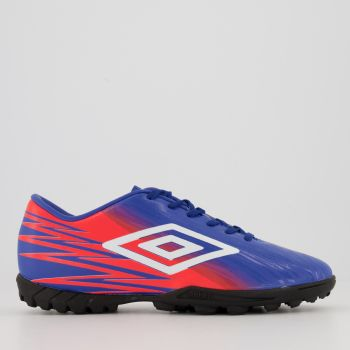 Chuteira Umbro Hit Society Azul