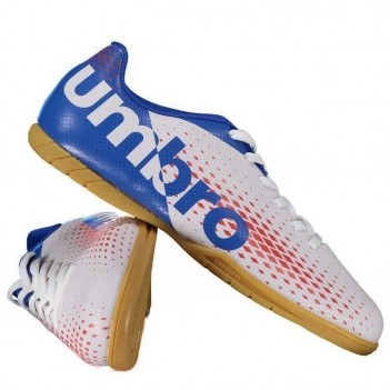 Chuteira Umbro Innverse Futsal Branca