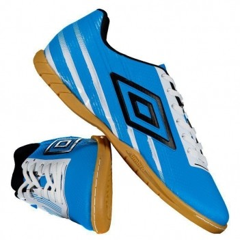 Chuteira Umbro Light Control Futsal Azul