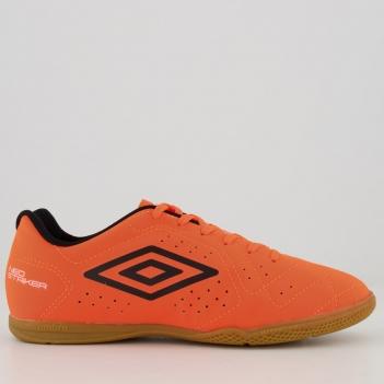 Chuteira Umbro Neo Striker Futsal Laranja