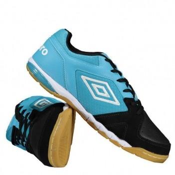 Chuteira Umbro Pro III Futsal Azul