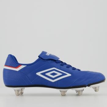 Chuteira Umbro Speciali III Club Campo Azul